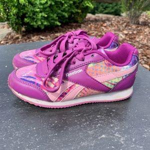 Reebok girls sneakers size 13